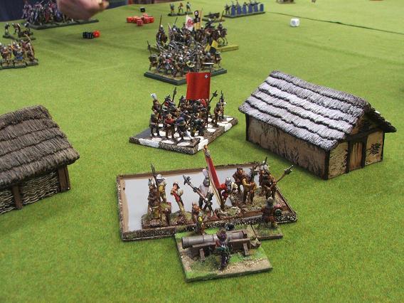 [Multijoueurs] La mort du roi fol (14 février 1410 à Surville) Dscf4857