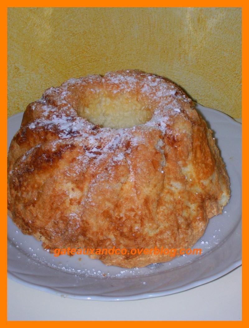 Gâteau d'ange 00210