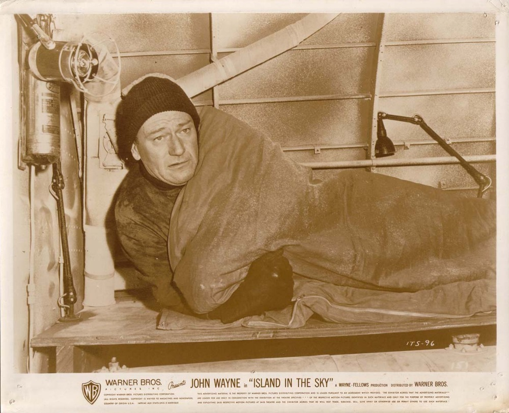 Aventure dans le grand Nord - Island in the Sky - 1953 1fo10
