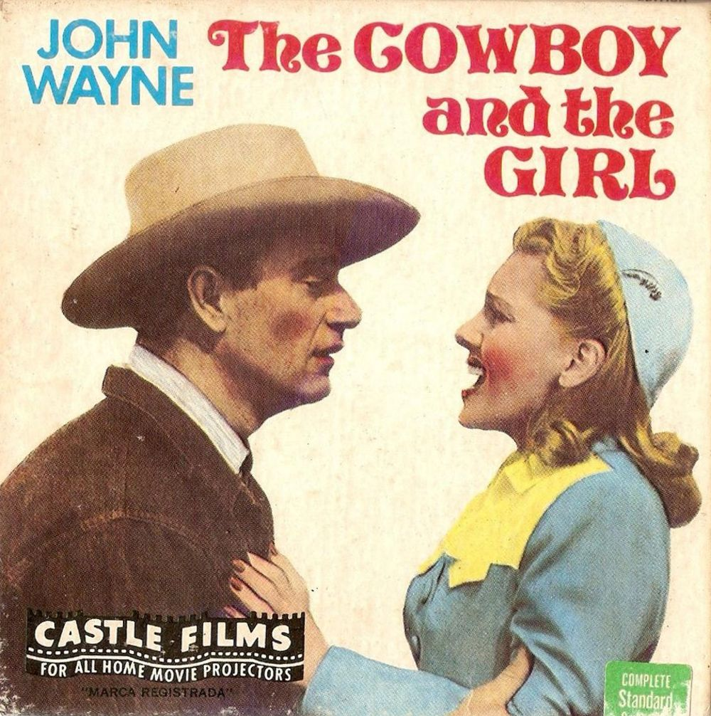 La Fille et son Cowboy - A Lady Takes A Chance - 1943 38761211