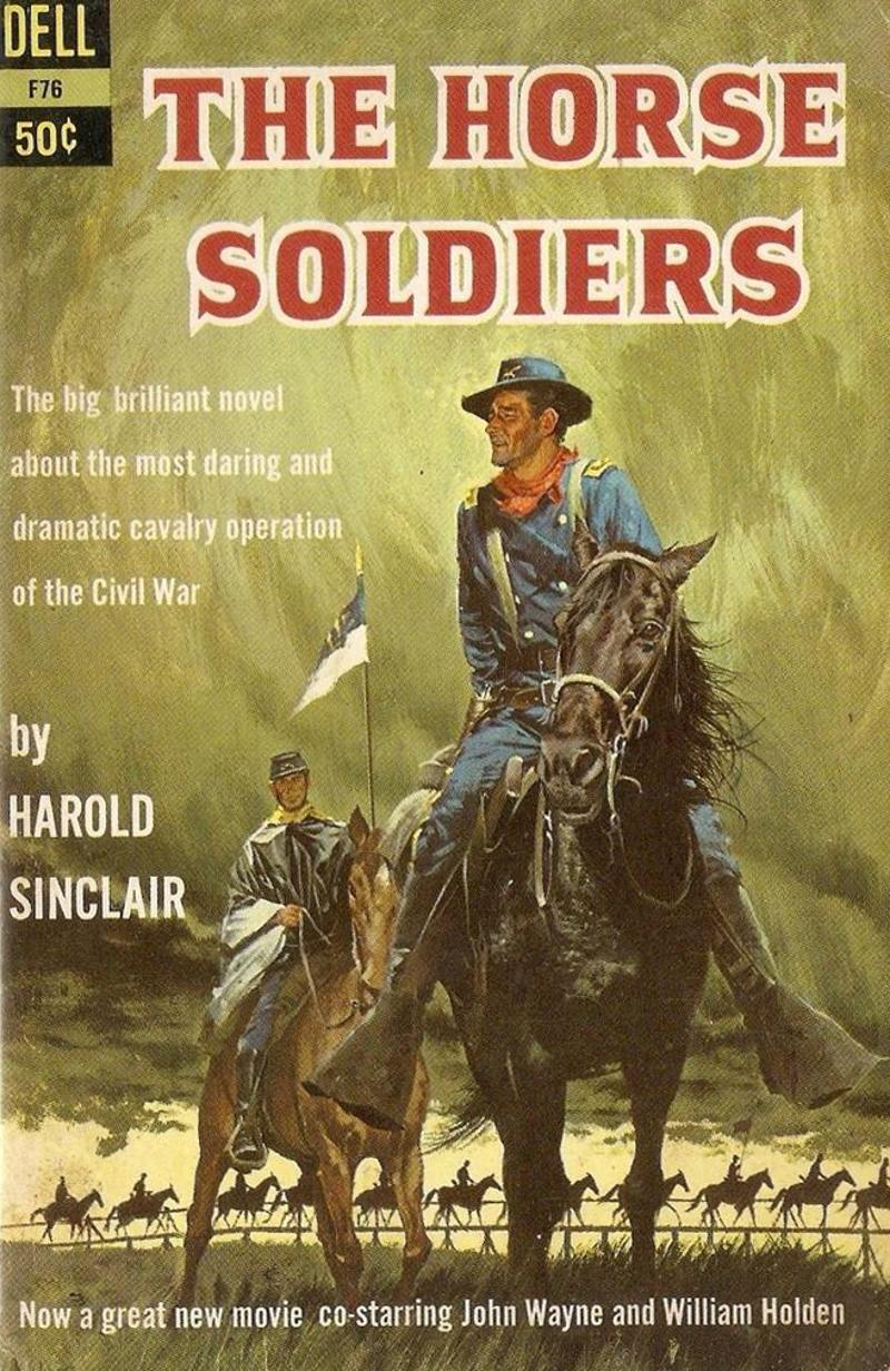 Les Cavaliers - The Horse Soldiers - 1959 - Page 2 42000310