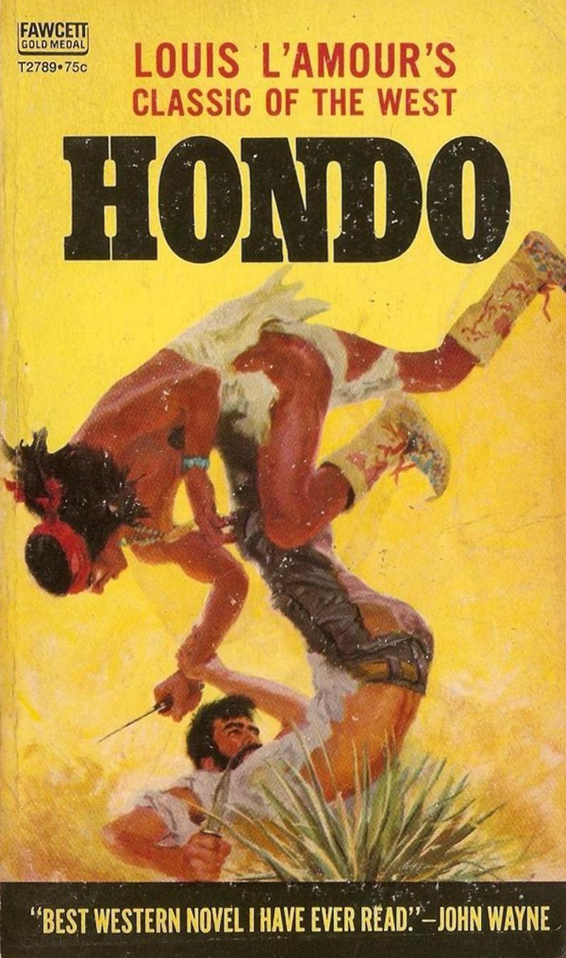Hondo, l'Homme du Désert - Hondo - 1955 - Page 2 42000510