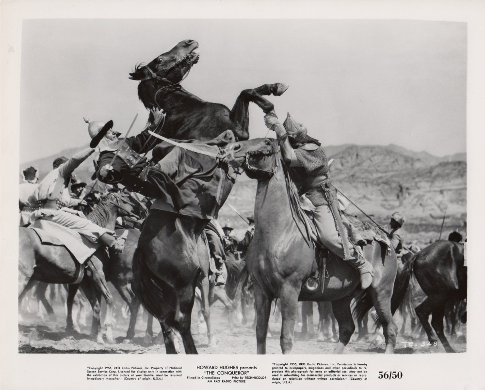Le Conquérant - The Conqueror - 1956 A_duk131