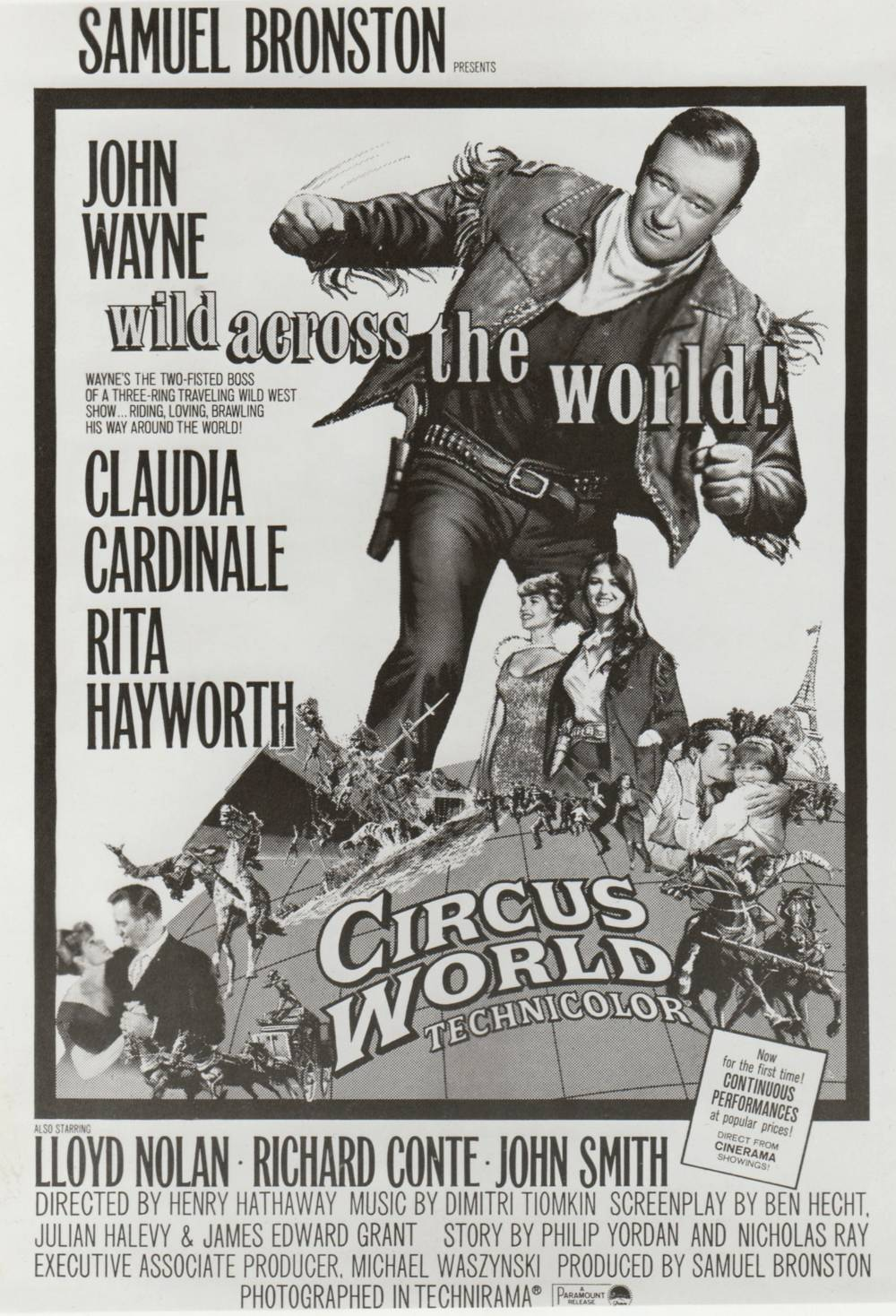 Le Plus Grand Cirque du Monde - Circus World - 1964  - Page 2 A_duk322