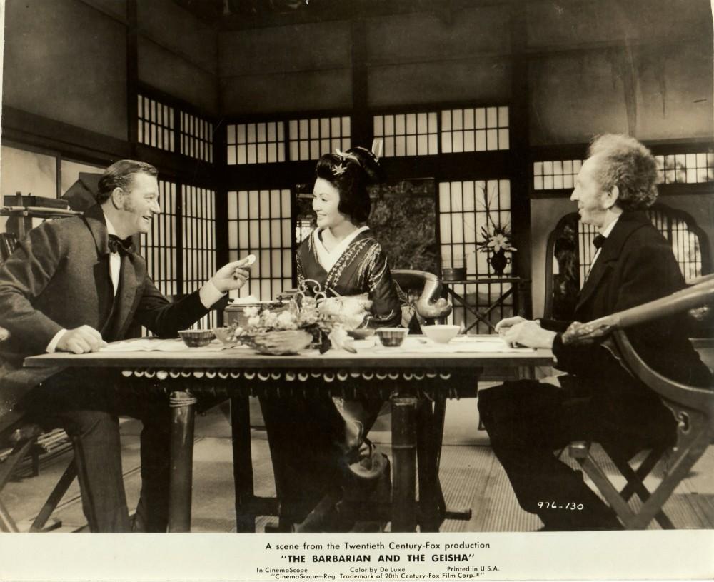 Le Barbare et la Geisha - The Barbarian and The Geisha -1958 A_duke88