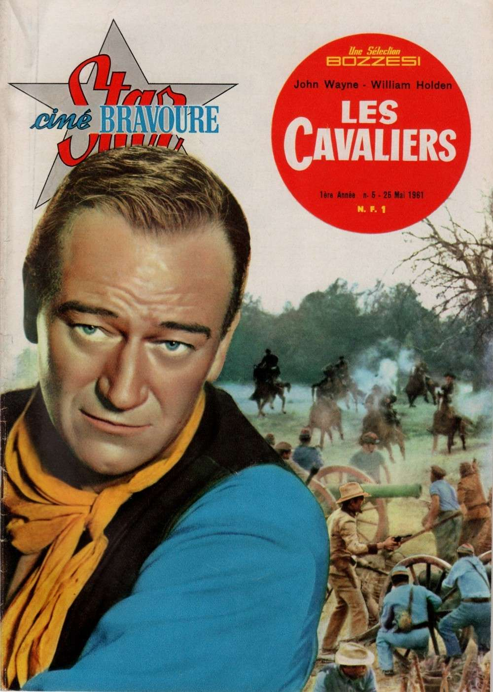 Les Cavaliers - The Horse Soldiers - 1959 Contry15