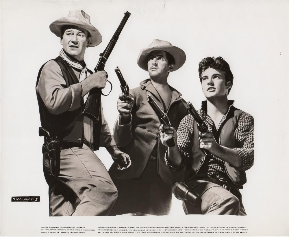 Rio Bravo - 1959 - Page 2 Duke_116