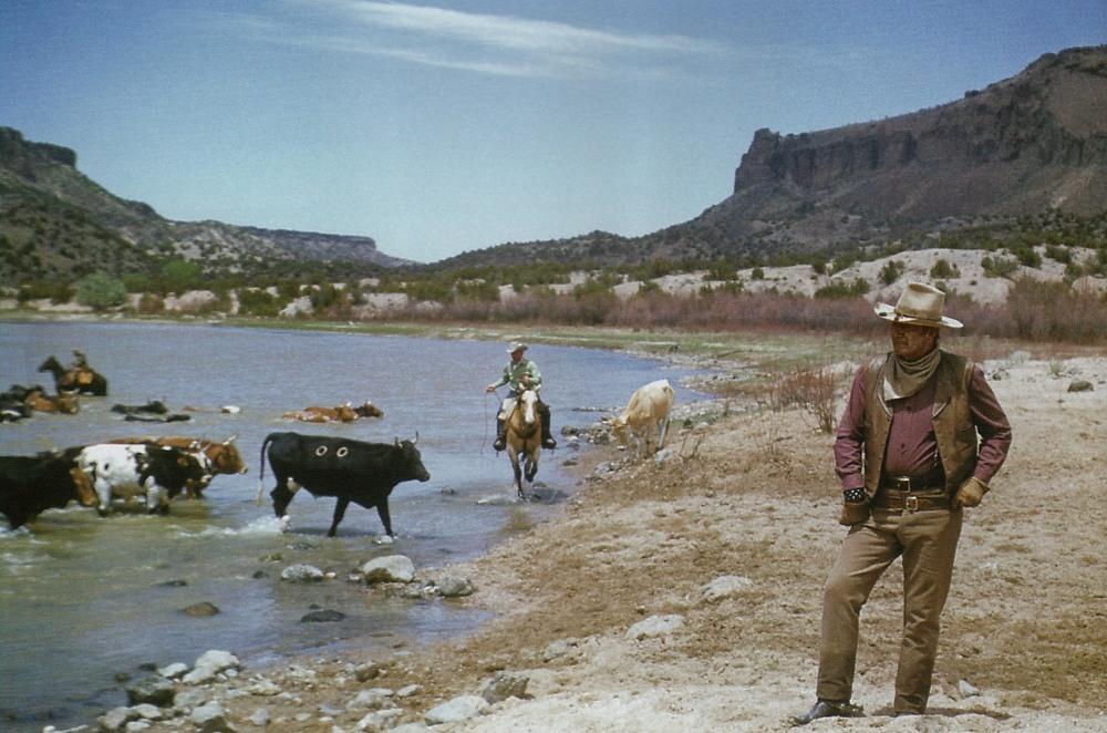 Les cowboys - The Cowboys - 1972 Duke_147