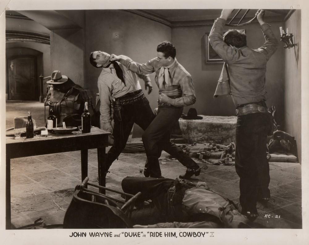 Ride Him, Cowboy - 1932 Duke_382