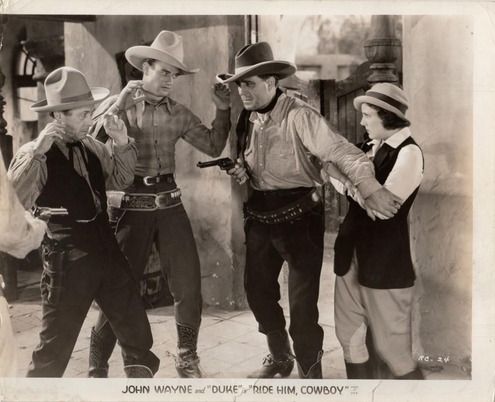 Ride Him, Cowboy - 1932 Duke_520