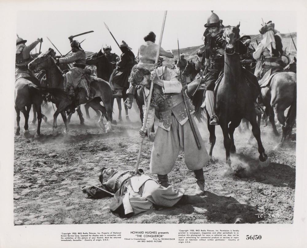 Le Conquérant - The Conqueror - 1956 Duke_588