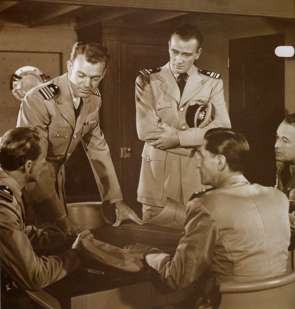 Alerte aux Marines - The Fighting Seabees - 1944 Duke_c21