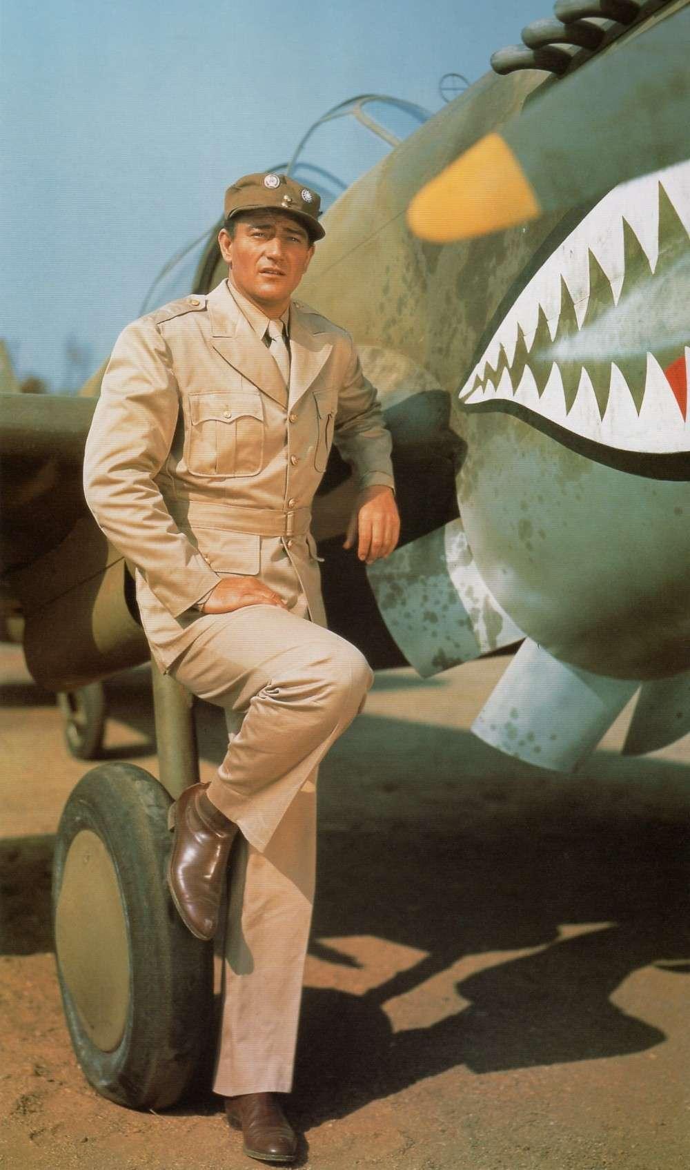 Les tigres volants - Flying Tigers - 1942 Duke_c22