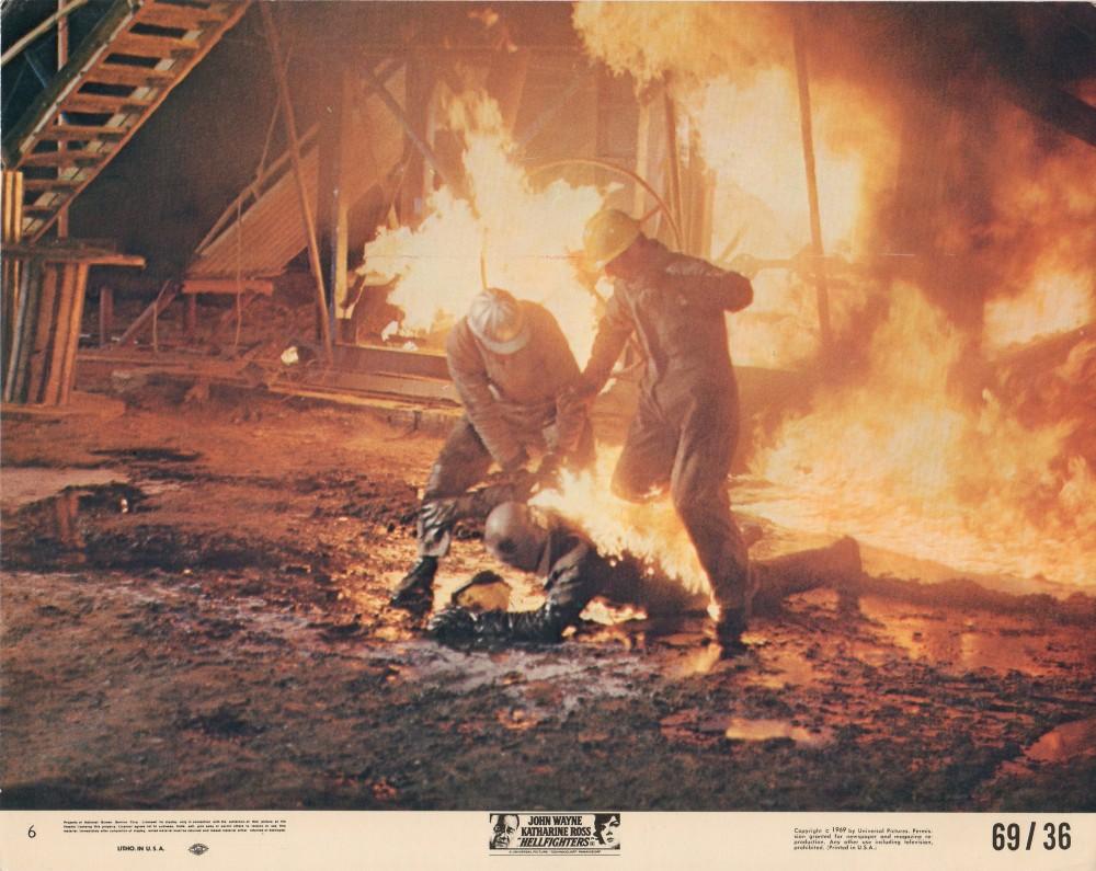 Les Feux de l'Enfer - The Hellfighters - 1968 Duke_c69