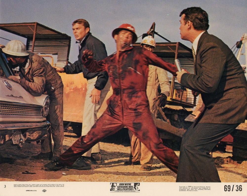 Les Feux de l'Enfer - The Hellfighters - 1968 Duke_c73