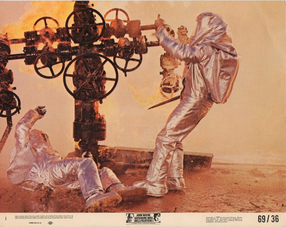 Les Feux de l'Enfer - The Hellfighters - 1968 Duke_c95