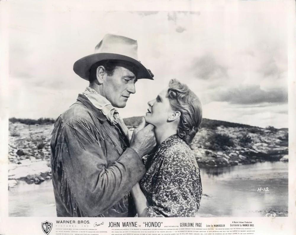 Hondo, l'Homme du Désert - Hondo - 1955 Image012