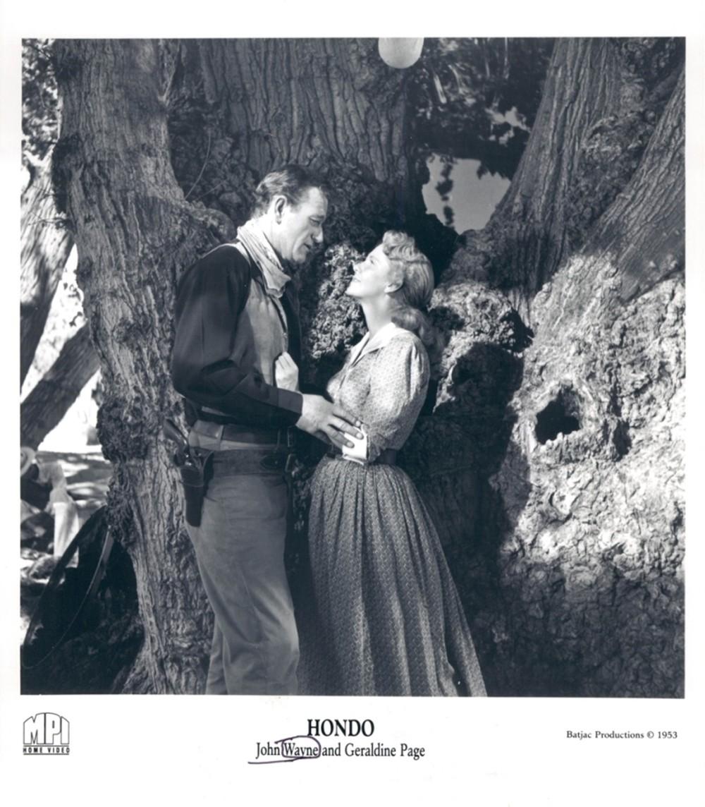 Hondo, l'Homme du Désert - Hondo - 1955 John_w12