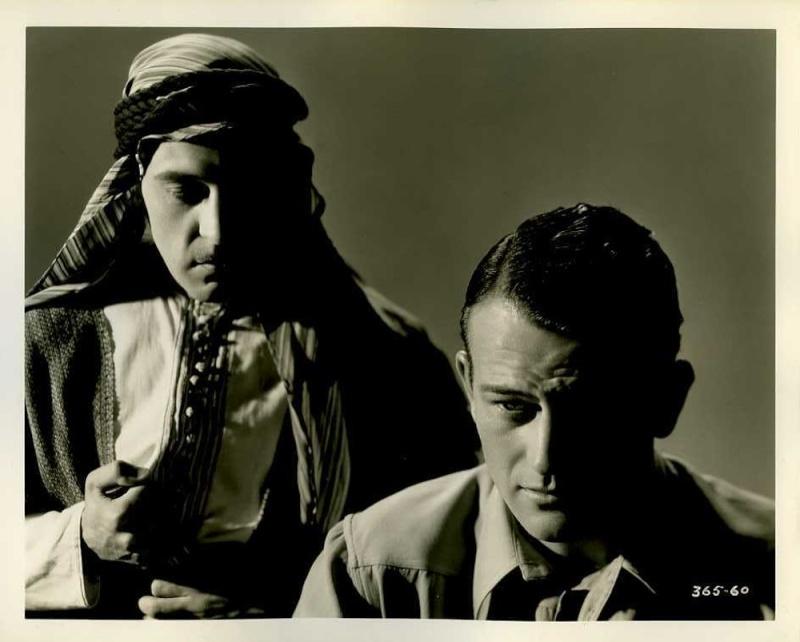 Les lanciers du désert - I covert the war - 1936 Lvy08210