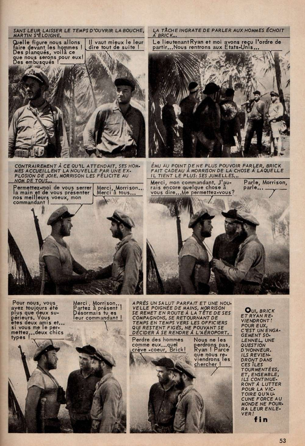 Les Sacrifiés - They were expendable - 1945 Star_c13