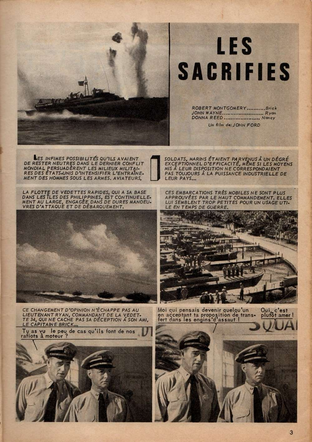 Les Sacrifiés - They were expendable - 1945 Star_c14