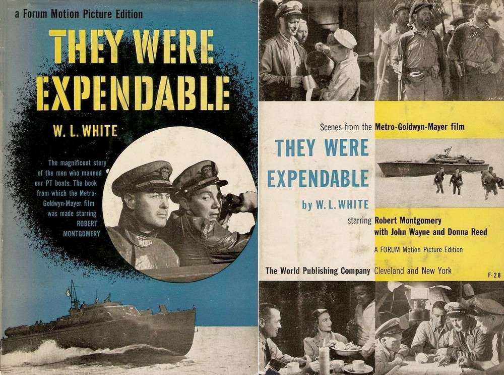 Les Sacrifiés - They were expendable - 1945 They_w10