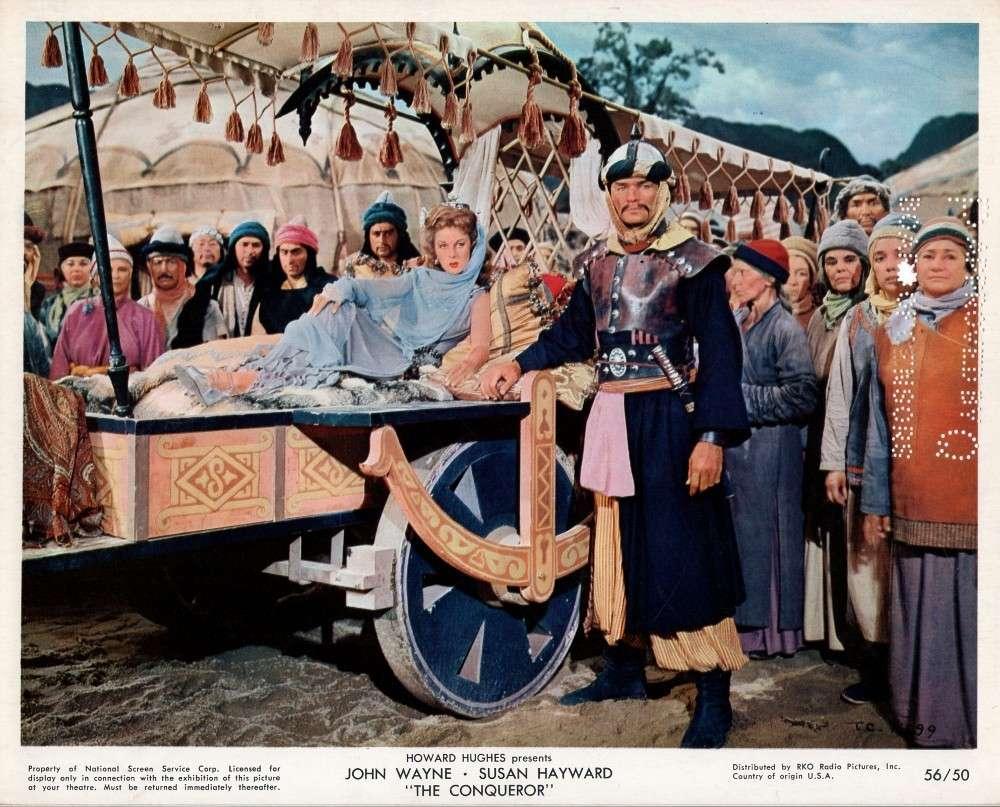 Le Conquérant - The Conqueror - 1956 Wayn1005