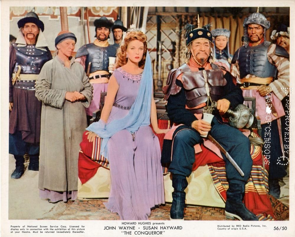 Le Conquérant - The Conqueror - 1956 Wayn1006