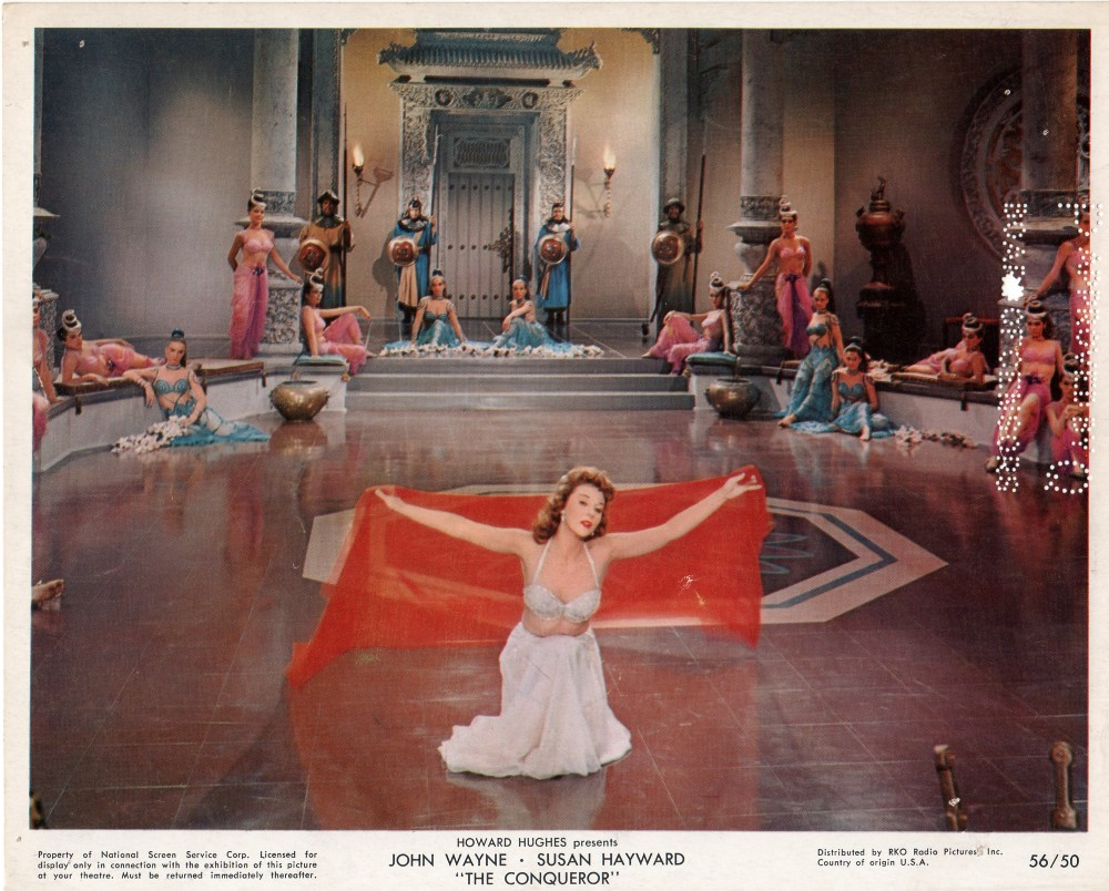 Le Conquérant - The Conqueror - 1956 Wayn1010