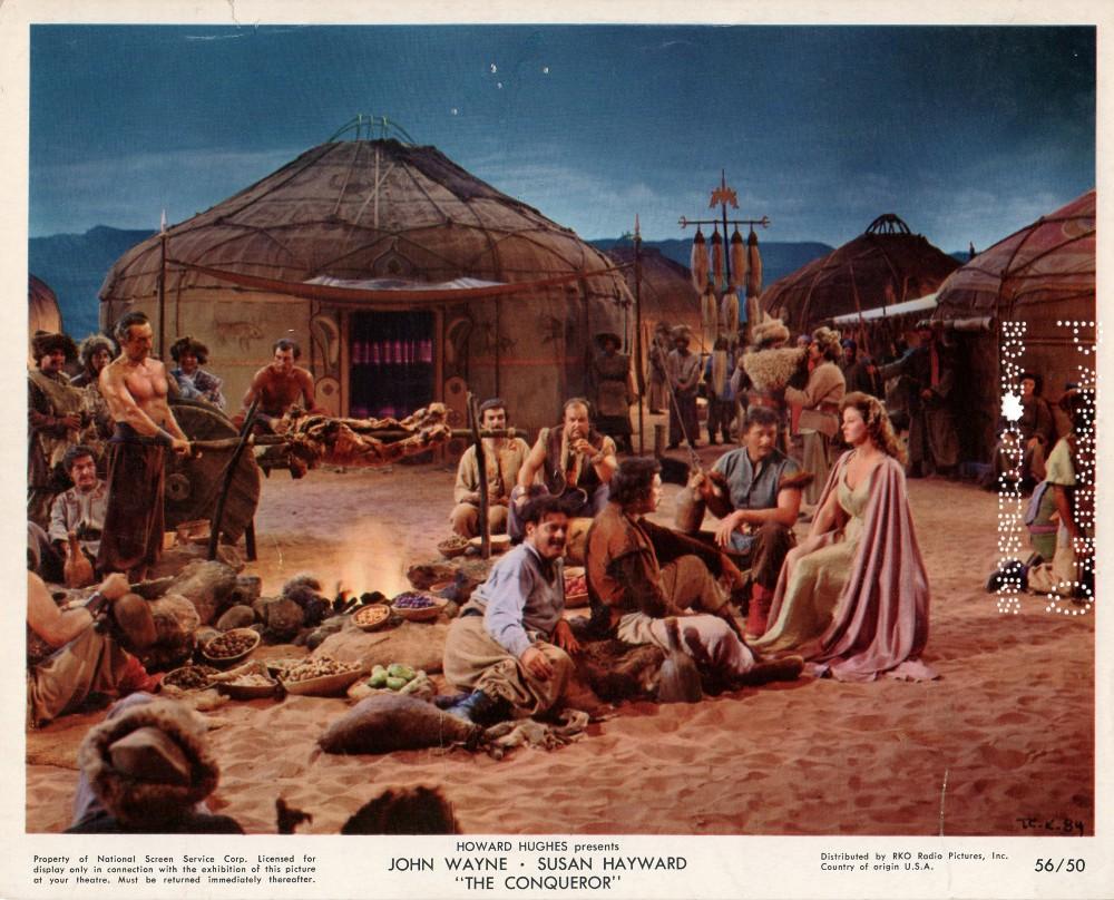 Le Conquérant - The Conqueror - 1956 Wayn1011
