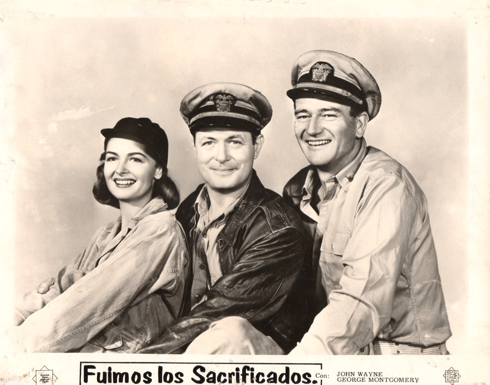 Les Sacrifiés - They were expendable - 1945 Wayn1042
