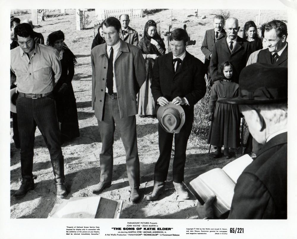 Les 4 fils de Katie Elder - The Sons of Katie Elder - 1965 Wayn1053