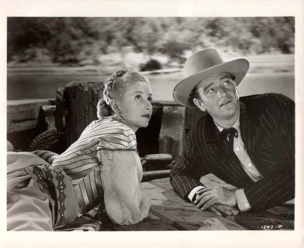 La Femme du Pionnier - Dakota - 1945 Wayn1054