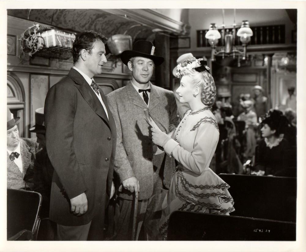La Femme du Pionnier - Dakota - 1945 Wayn1055