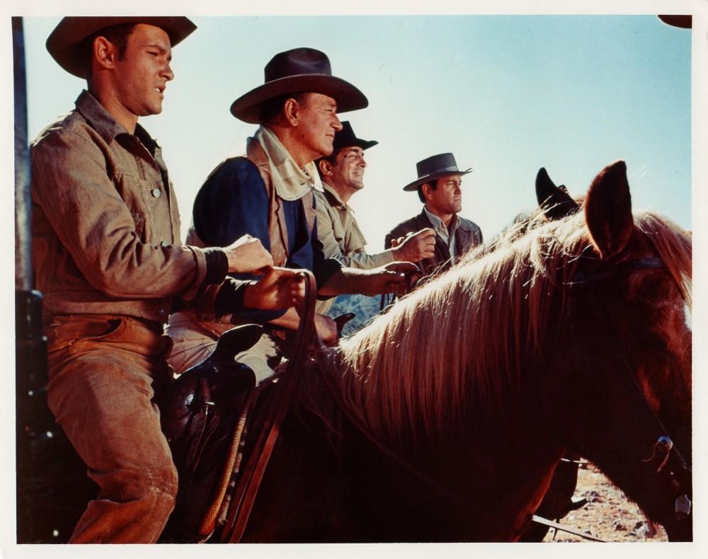 Les 4 fils de Katie Elder - The Sons of Katie Elder - 1965 Wayn1198