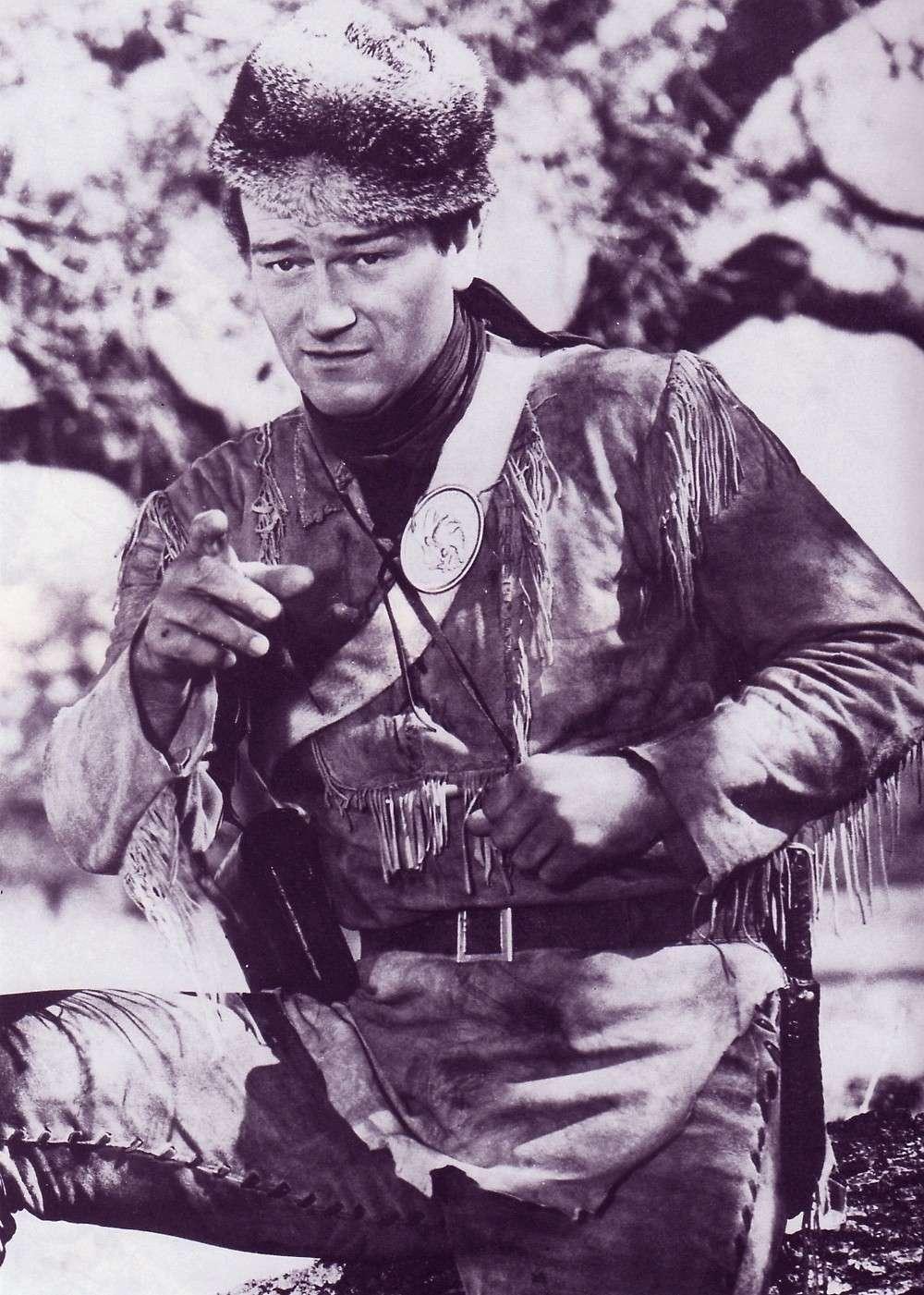 Le Bagarreur du Kentucky - The Fighting Kentuckian - 1949 Wayn1263