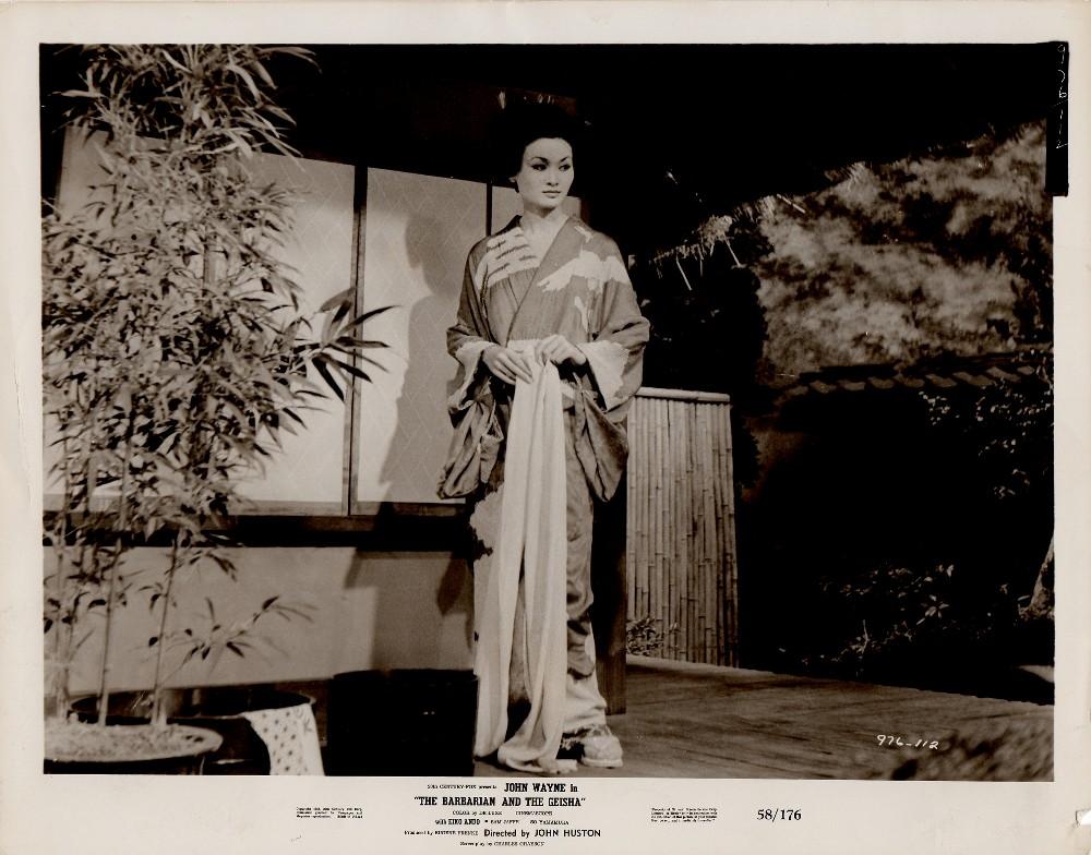 Le Barbare et la Geisha - The Barbarian and The Geisha -1958 Wayne158