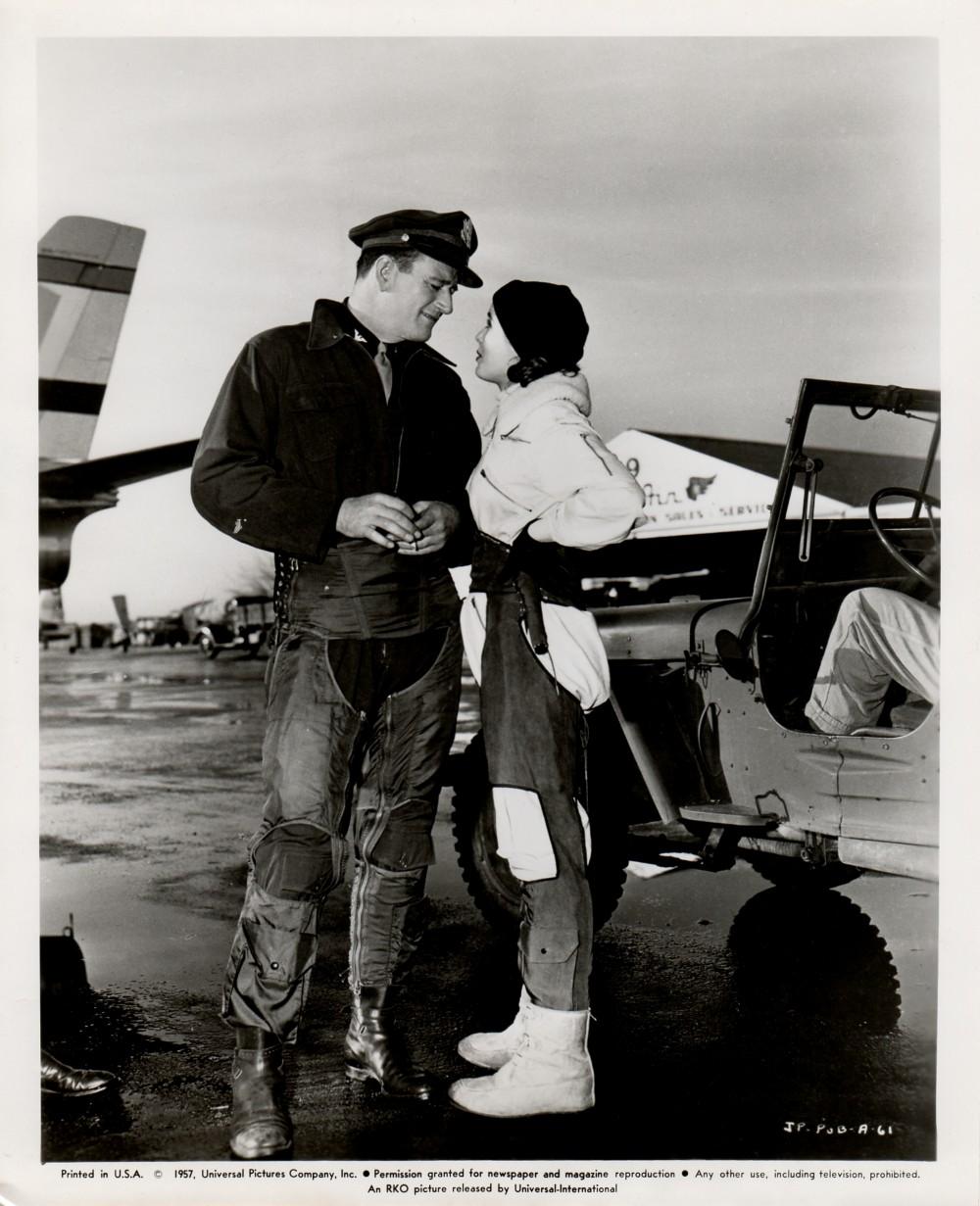 Les espions s'amusent - Jet pilot - 1957 Wayne412