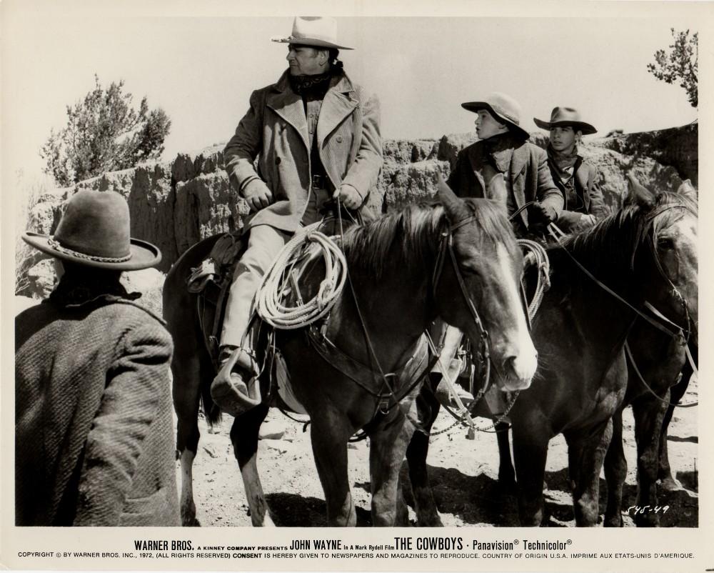 Les cowboys - The Cowboys - 1972 Wayne414