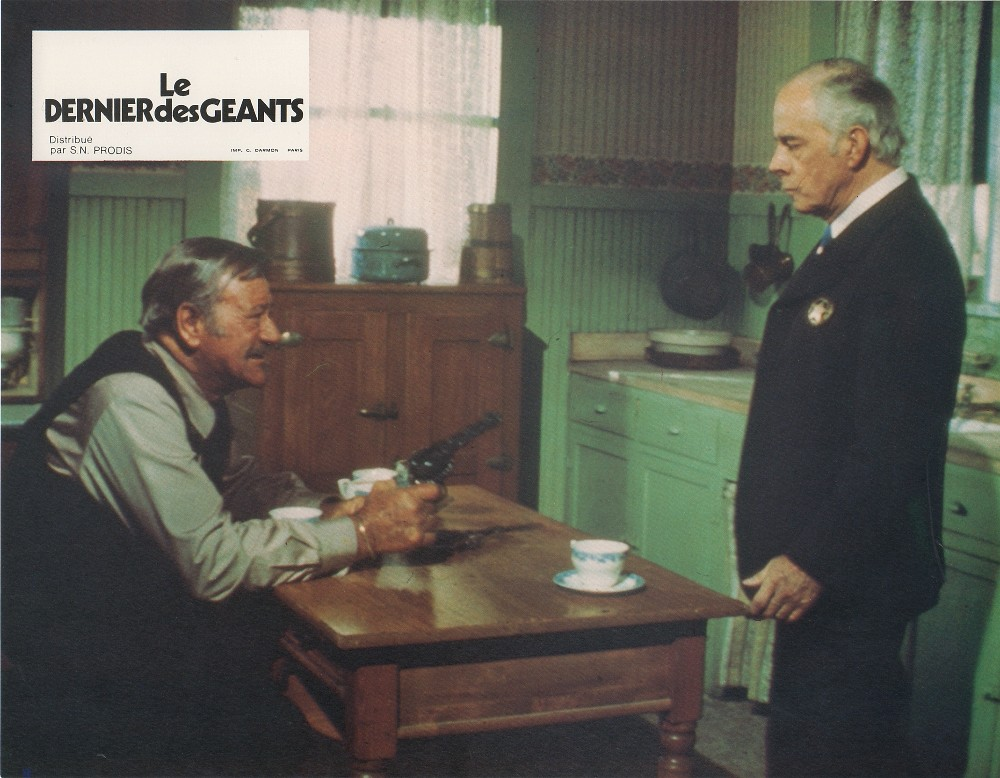 Le dernier des géants - The Shootist - 1977 Wayne432