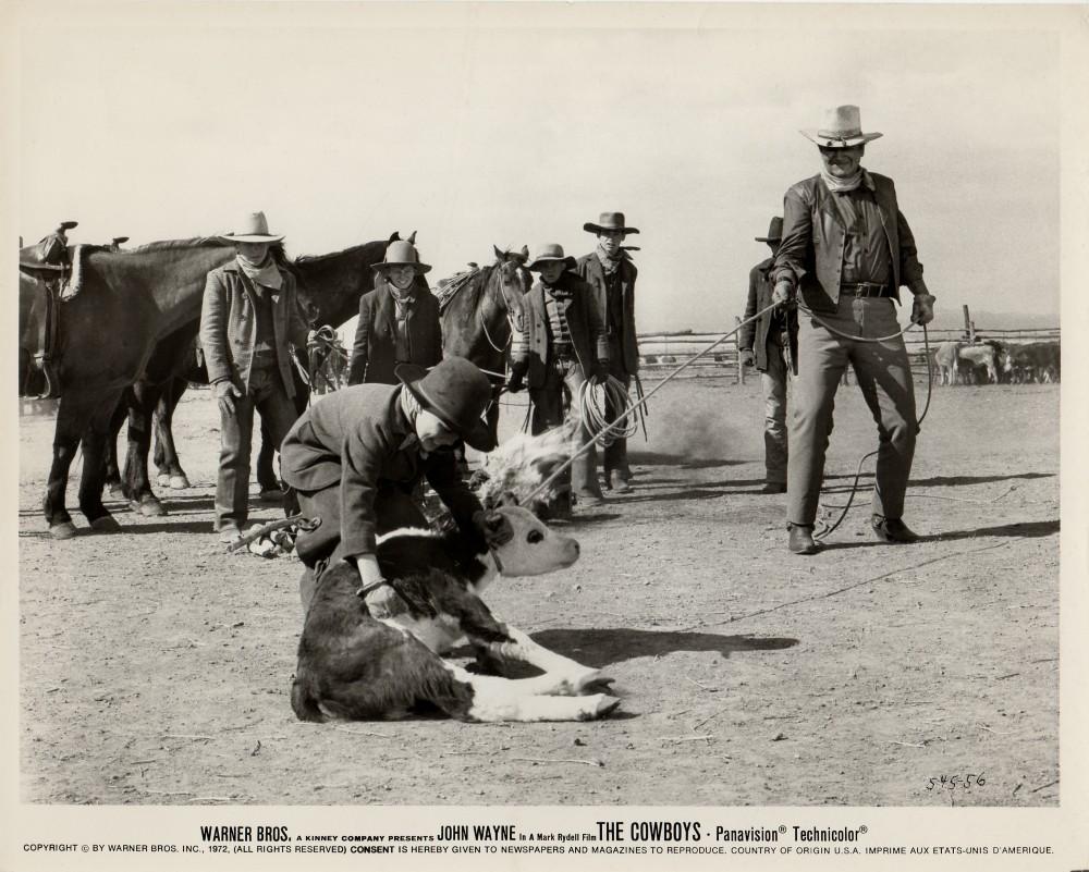 Les cowboys - The Cowboys - 1972 Wayne459