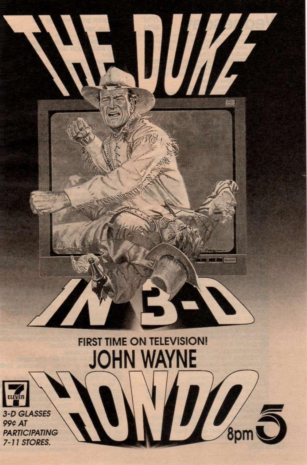 Hondo, l'Homme du Désert - Hondo - 1955 Wayne489