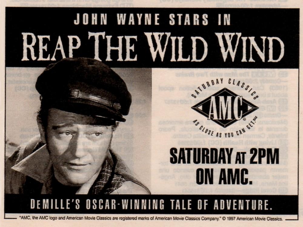 Les naufrageurs des mers du Sud - Reap the Wild Wind - 1942 Wayne506