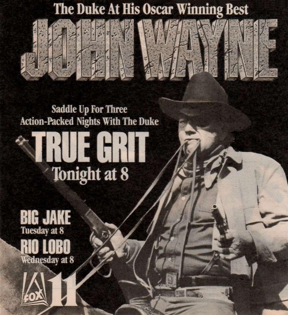 100 $ pour un shériff - True Grit-1969 Wayne509