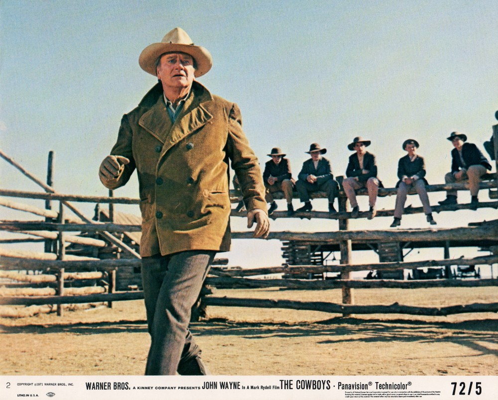 Les cowboys - The Cowboys - 1972 Wayne527