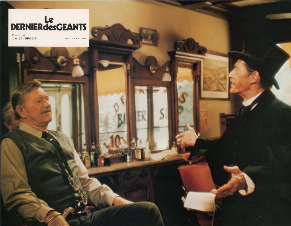 Le dernier des géants - The Shootist - 1977 Wayne556