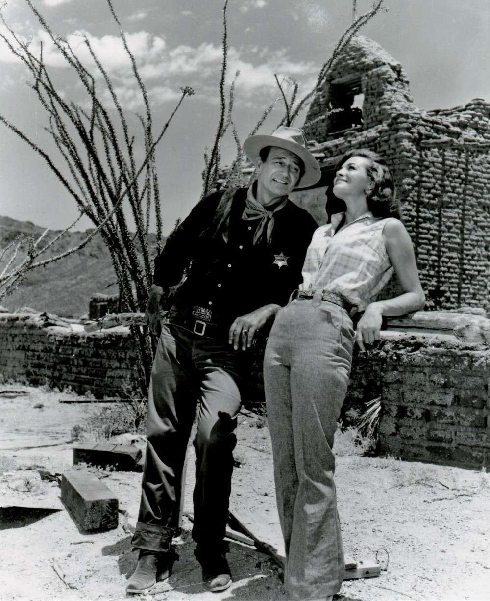 Rio Bravo - 1959 - Page 2 Wayne566