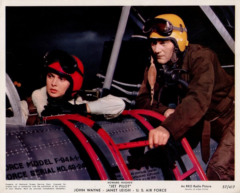 Les espions s'amusent - Jet pilot - 1957 Wayne592