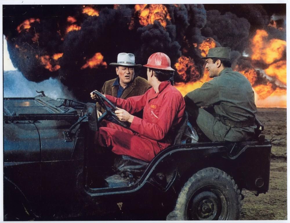 Les Feux de l'Enfer - The Hellfighters - 1968 Wayne598