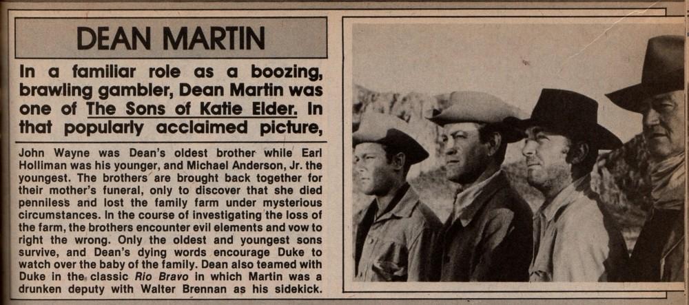 Les 4 fils de Katie Elder - The Sons of Katie Elder - 1965 Wayne615